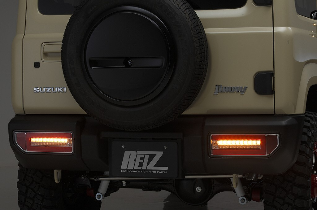 REIZ - Meteoric Version Sequential Tail Lamps for Jimny