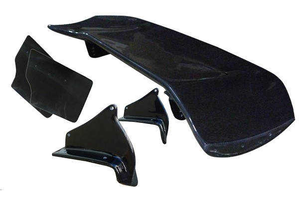 Origin Labo. - S15 Carbon 3D Shaped Low Mount GT Wing