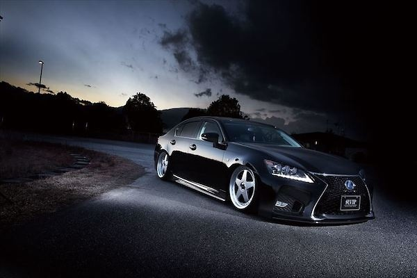 Aimgain - Pure VIP Lexus GS 450h/350/250/300h ~MC