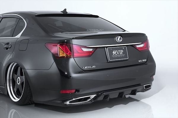Rear Bumper - Construction: FRP - Colour: Unpainted - AIMPVIP-GSE-RB
