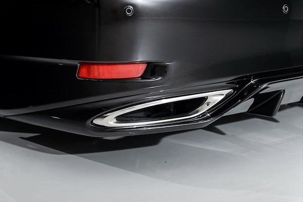 Rear Under Diffuser Type I - Construction: FRP - Colour: Unpainted - AIMPVIP-GSE-RUDTI