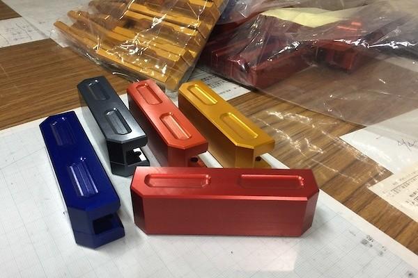 Long Type - Color: Blue - Color: Gold - Color: Gunmetal - Color: Orange - Color: Pink - Color: Purple - Color: Red - SN-JUA-L