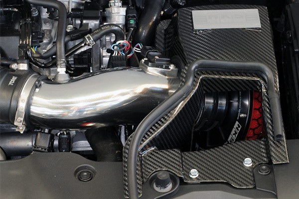 Racing Suction + Dry Carbon Intake Box + AFR - 70026-AH006