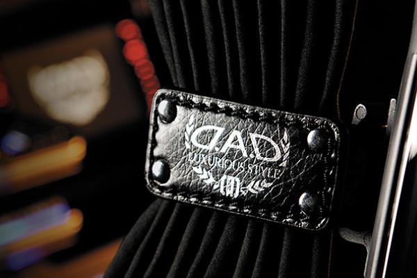 Garson - D.A.D. Luxury Curtain Tassel type Dilus