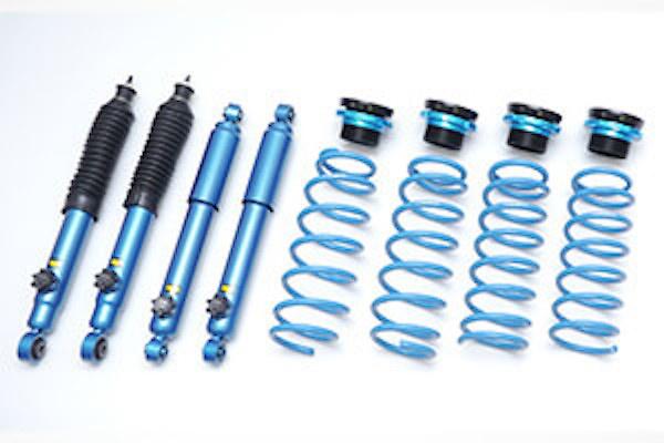 1 inch Kit - Front Spring: FR2.2 / FL2.1 kgf/mm - Rear Spring: RR2.5 / RL2.3 kgf/mm - 60M 6JS U10