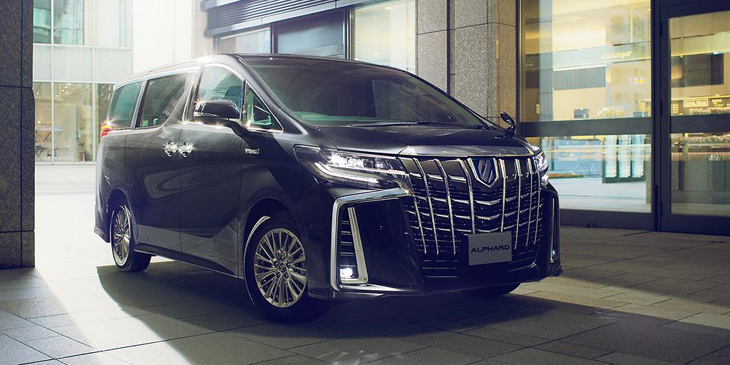 Toyota - Genuine Toyota Alphard Accessories