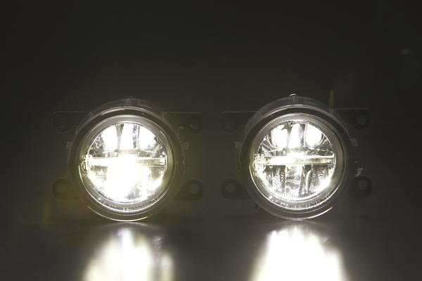 Clear Lens / White Ring - rsd-303007hfl-suzuki-02-cw-1