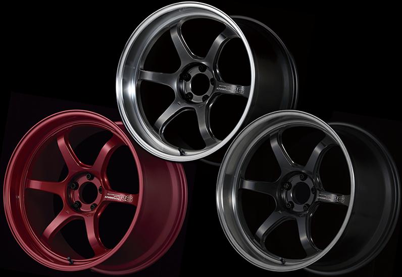 Yokohama Wheel - ADVAN Racing R6