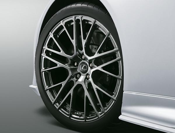 TRD - Lexus LC500 21inch Forged Aluminum Wheel