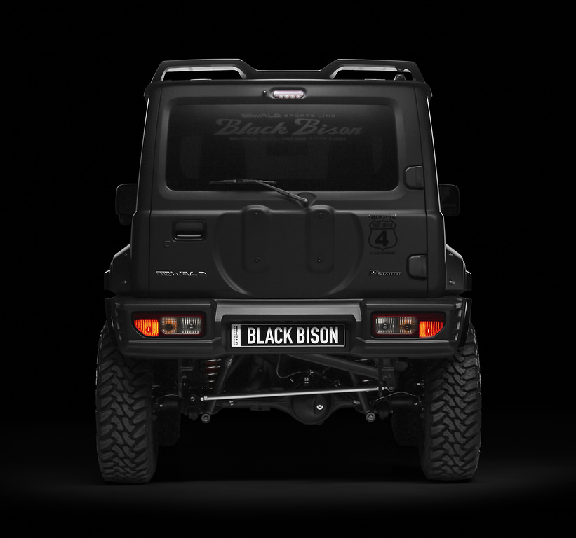 Wald - Jimny Sports Line Black Bison Edition Aero Parts