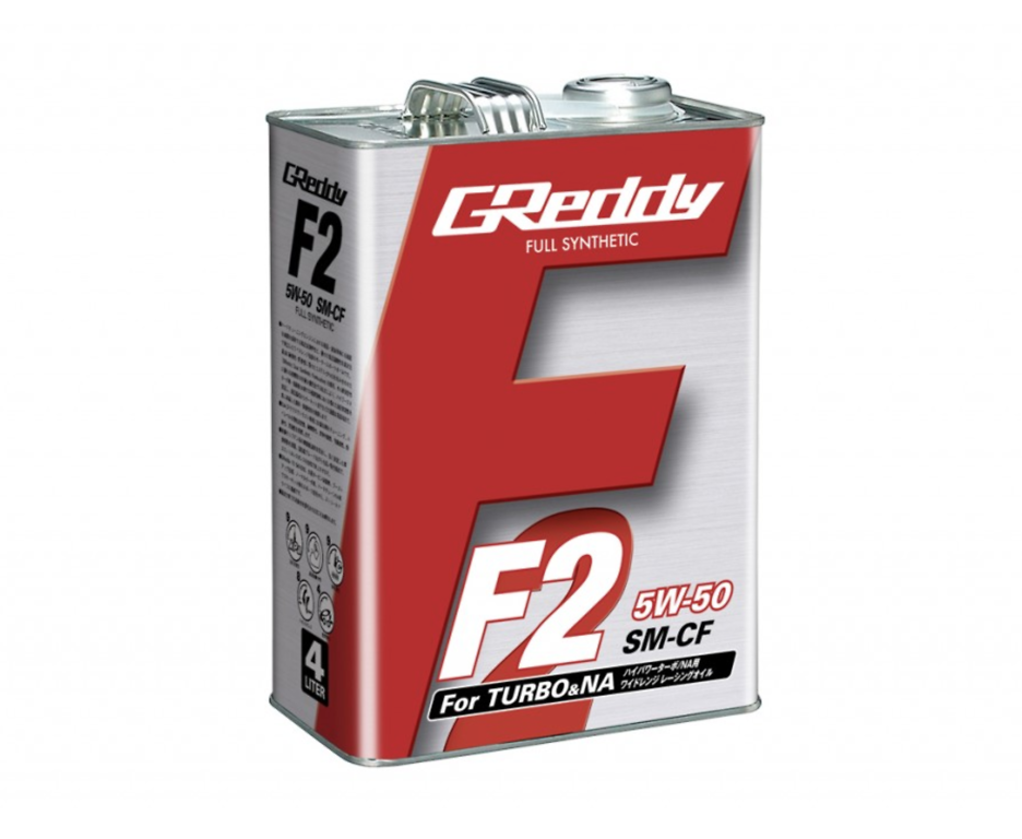For high power turbocharged and NA cars - Viscosity: 5W-50 - Volume: 4L - 17501204