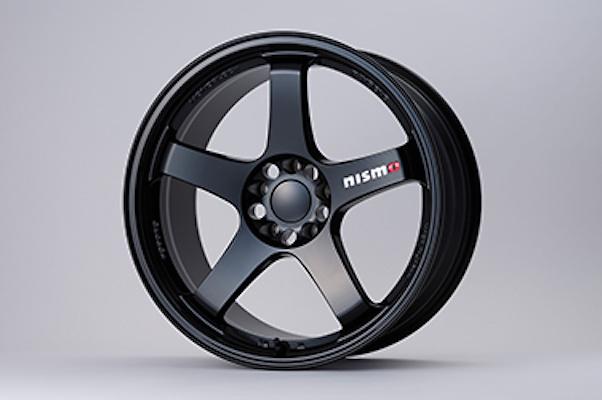 """Colour: Exclusive Black - Size: 19"""" - Width: 9.5J - Hole: 5H-114.3 - Offset: +15 - Weight: 9.6kg - 4030S-RSR48-BK"""