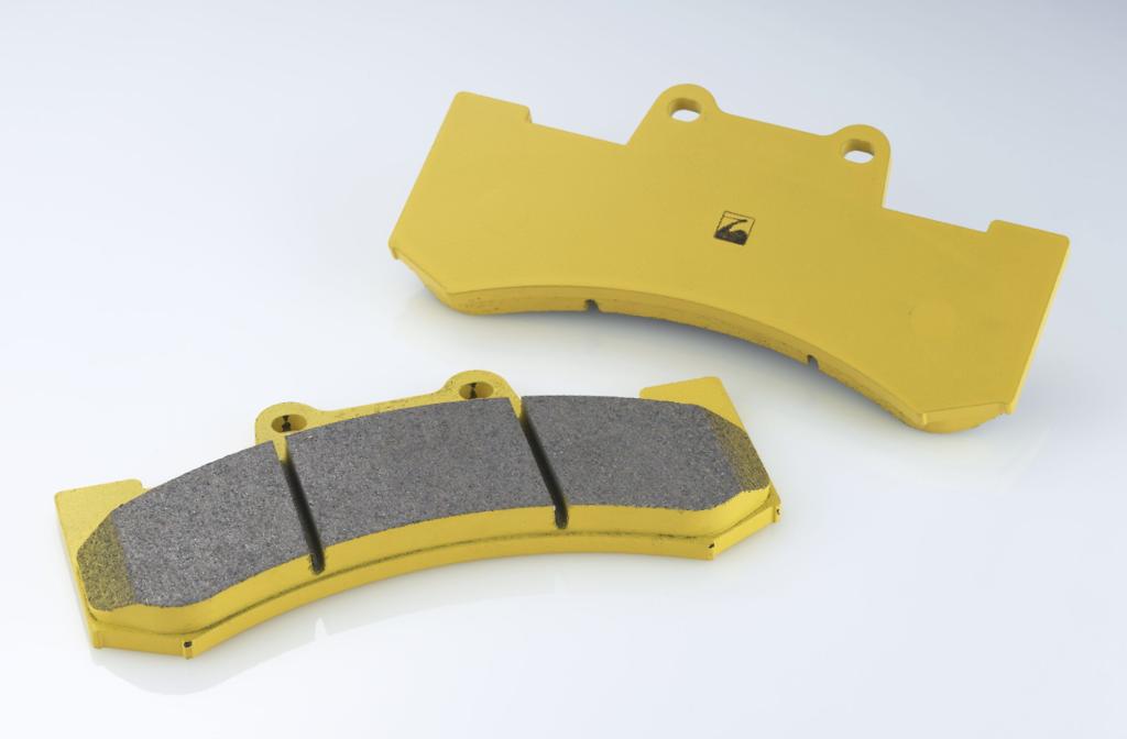 For 6POT Full Monocoque Caliper - Set: Front - 45022-MB6-C00