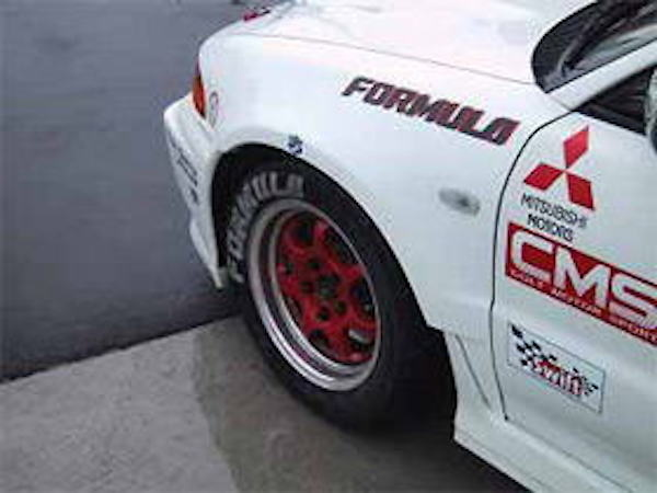 Full Blast - Blister Fenders for Lancer EVO I ~ III