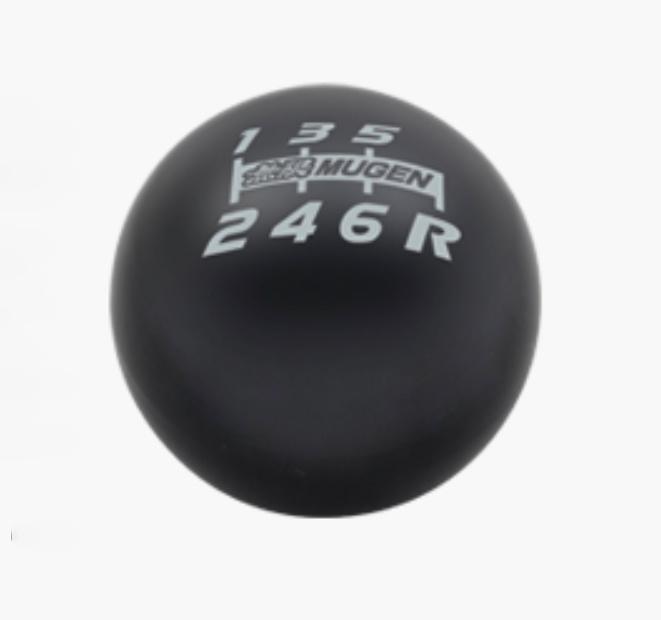 Colour: Black - Badge: 6MT Laser Engraved - Material: Aluminium  - 54102-XLT-K4S0-BK