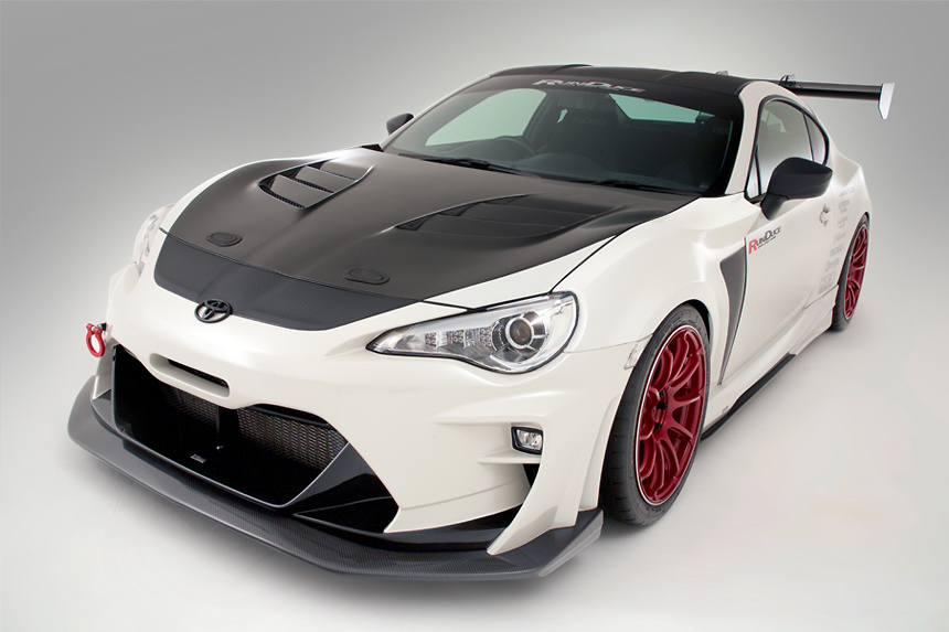 Varis - Toyota 86 ARISING II Kouki (after M/C)
