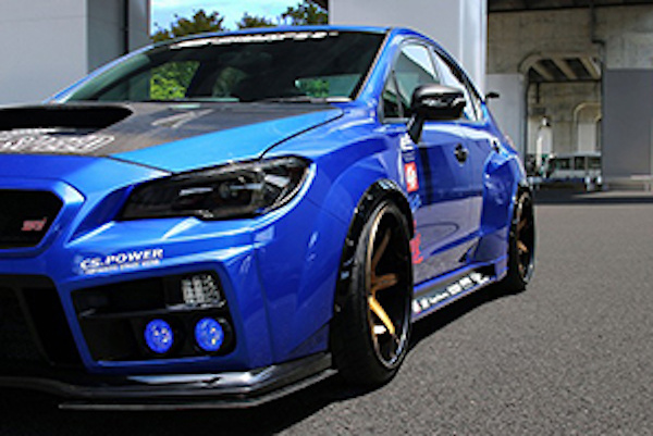 ChargeSpeed - Wide Body Kit Type 1A - WRX VAB/VAG
