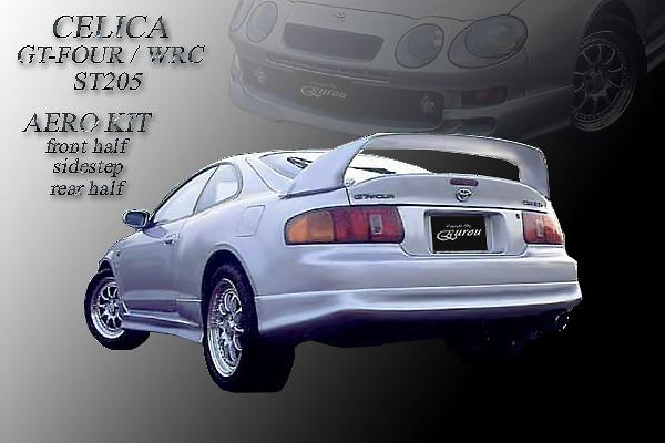 Eurou - Celica GT-Four / WRC ST205 Aero Kit