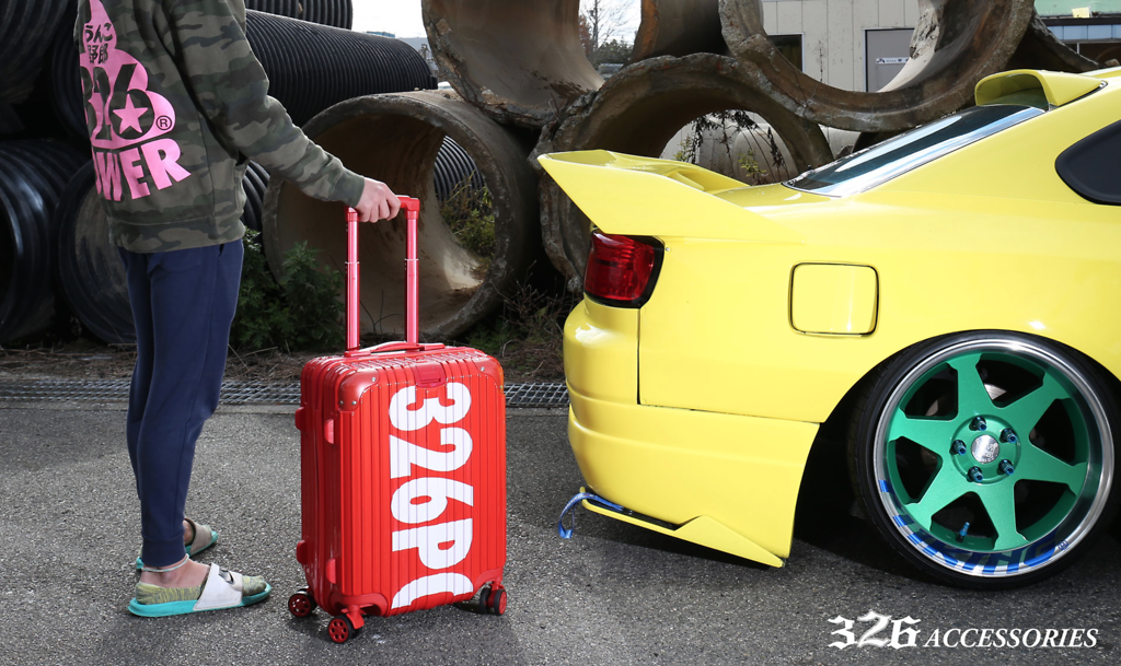 326 Power - Suitcase Mini
