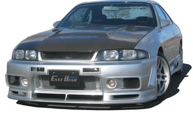 Front Spoiler Type 2 (Bumper is Masterpiece R33 New Type Bumper)