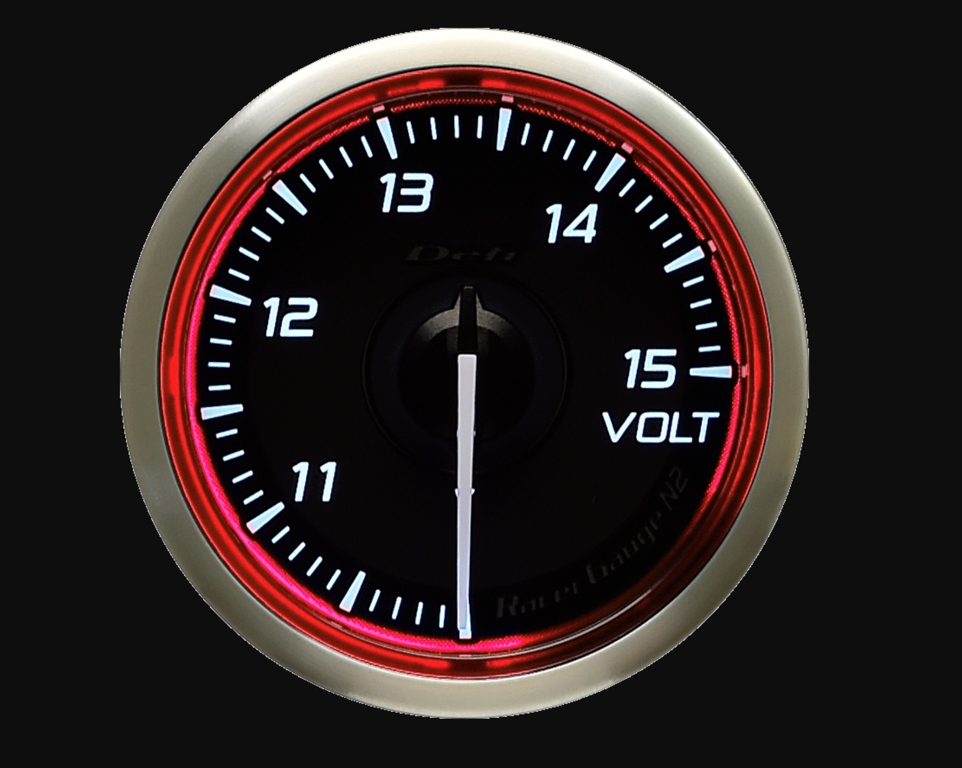 Type: Voltage - Color: Red - Diameter: 52mm - Range: 10-15V - DF16503