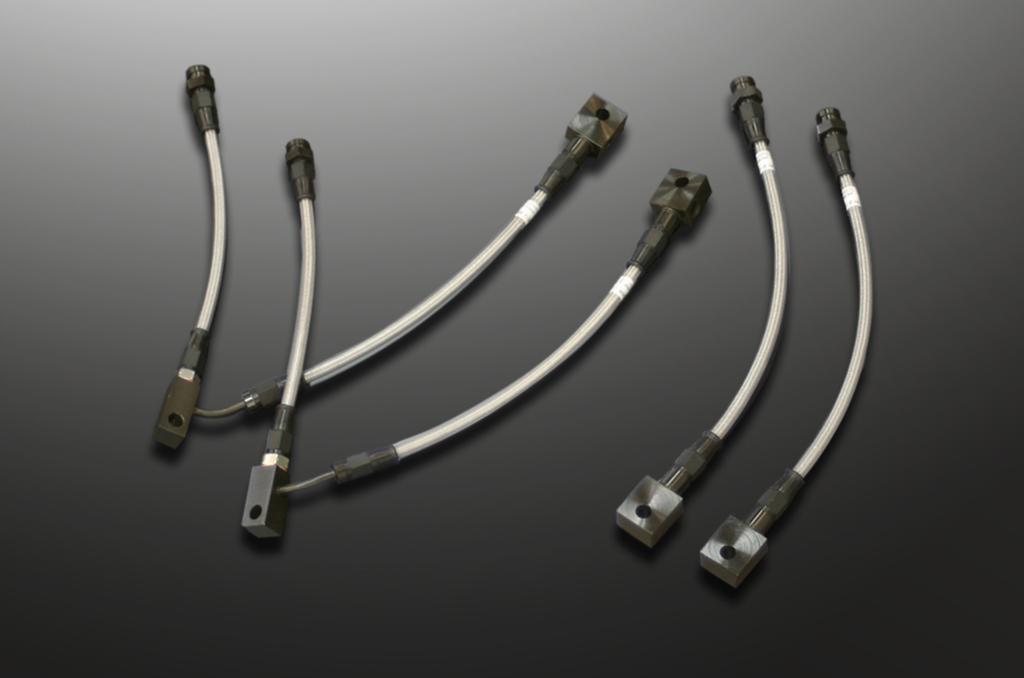 Type: Front & Rear Set - M-R35-BL