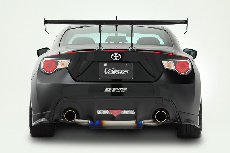 Varis - Toyota 86 Arising I Zenki (before M/C)