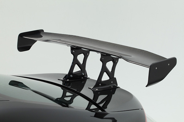 86 exclusive CARBON GT-WING for street - Construction: All Carbon - VATO-043