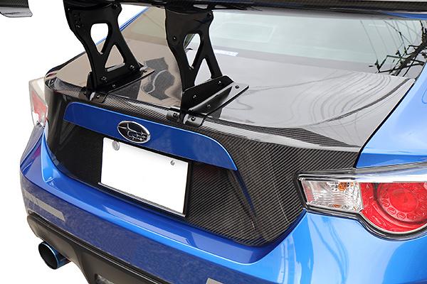 Light Weight Trunk Hood - Construction: Carbon - VTTO-201