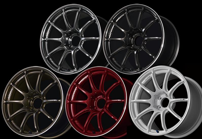 Yokohama Wheel - ADVAN Racing RSIII