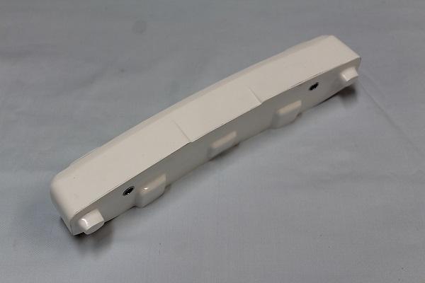 Number Plate Bracket - Construction: FRP - Colour: Unpainted - 20-3005