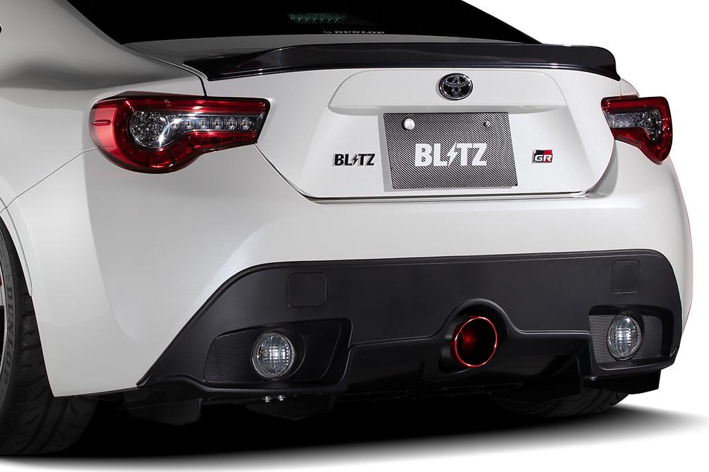Blitz - NUR-SPEC Custom Edition CR