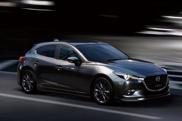 Mazda - Genuine Mazda Axela (BM) Accessories