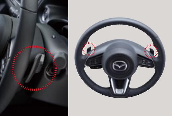 Steering Shift Switch Code - Category: Interior - B63B V7 481