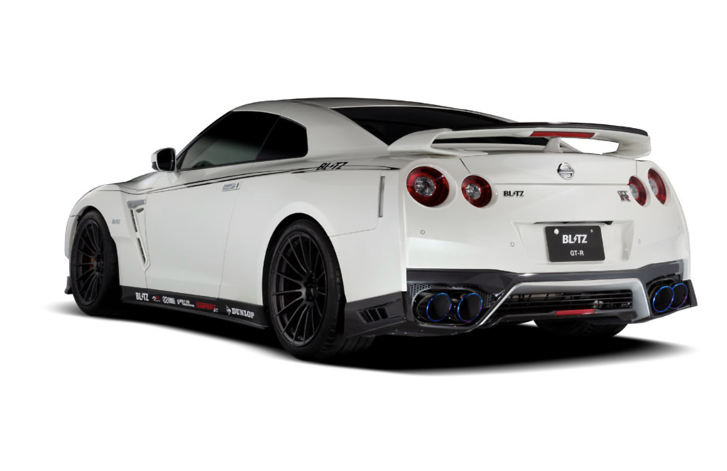 Blitz - Aero Speed R-Concept - Nissan GT-R R35
