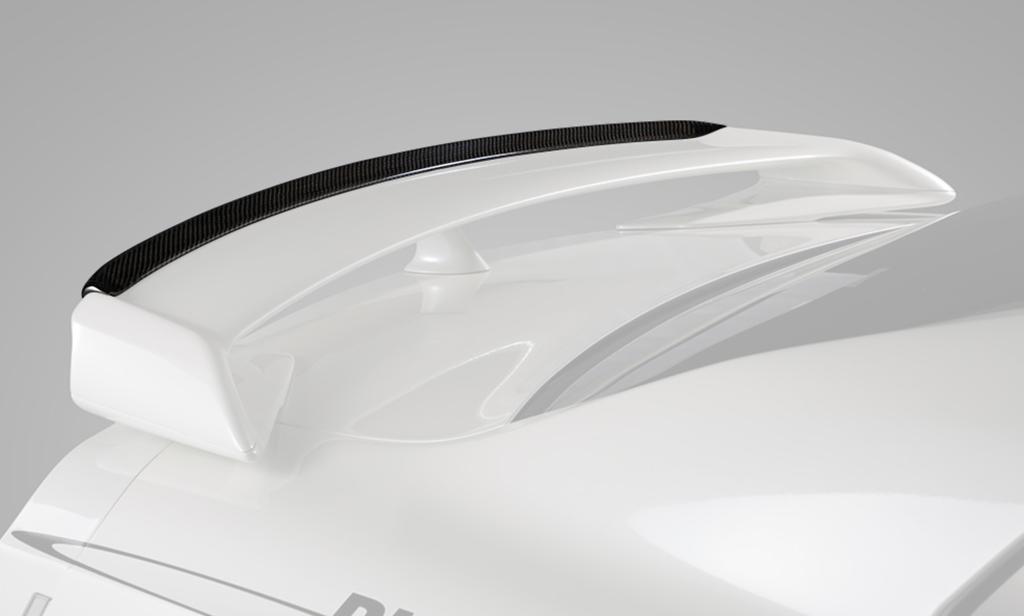 Gurney Flap - Construction: Carbon - 60350
