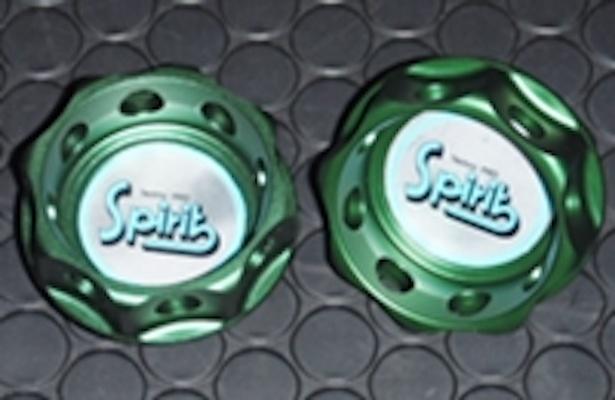 Techno Pro Spirit - Oil Filler Caps