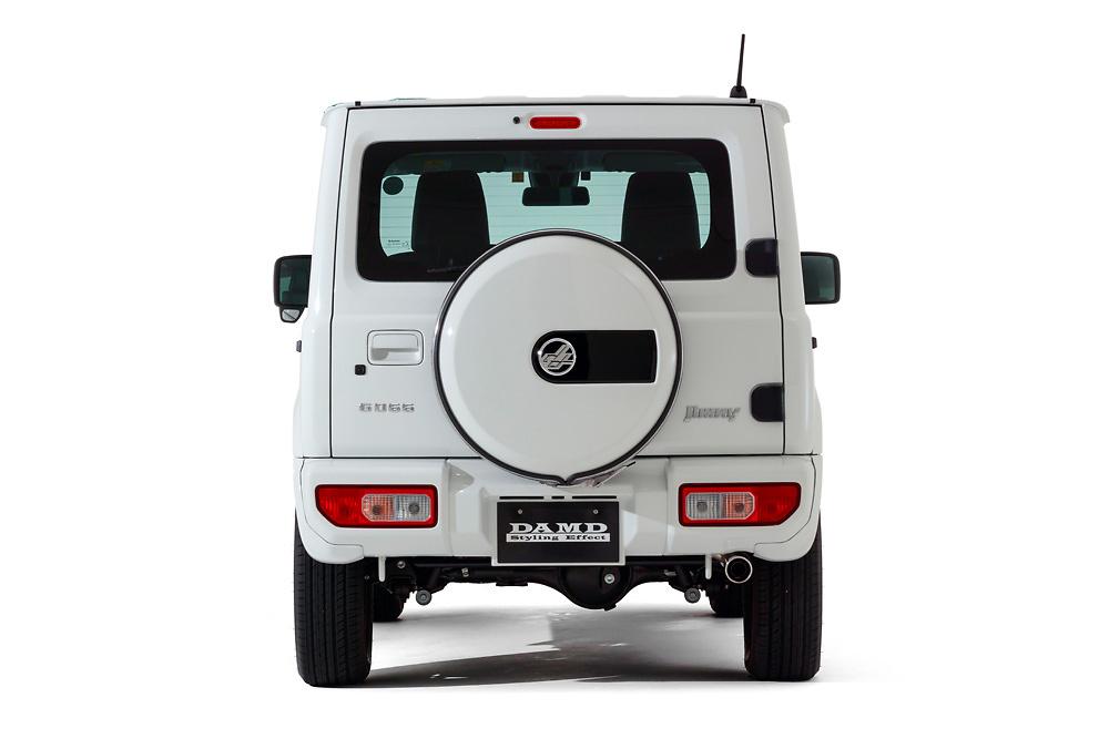 "Complete Kit & ""little G"" Wheels (x5) - Colour: Unpainted - Accent Color: Black Wheels (x5) - Accent Color: Silver Wheels (x5) - DAMD-JLG-CKLGW5"