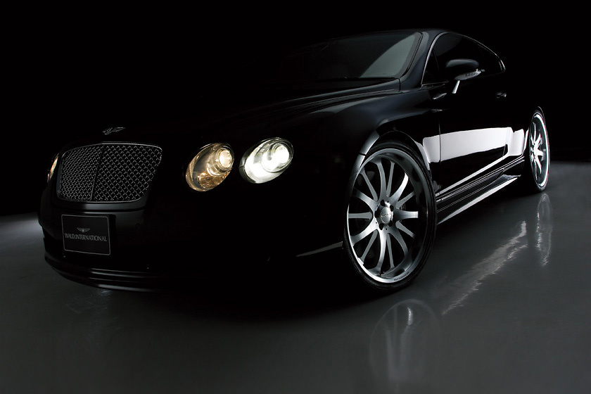 Wald - Executive Line Aero Parts for Continental GT