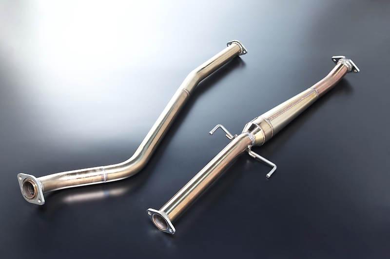 AutoExe - Exhaust Chamber Kit
