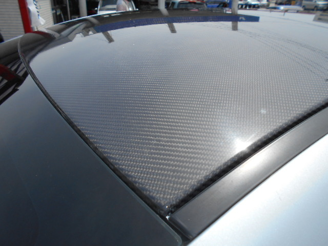 Launsport - WRC Custom Carbon Roof Shell