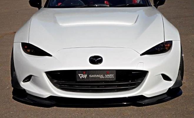 Garage Vary - ND Roadster Glide Lip Spoiler