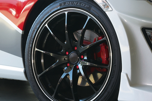 Monster Sport - Heptagon Wheel Nut Type-2