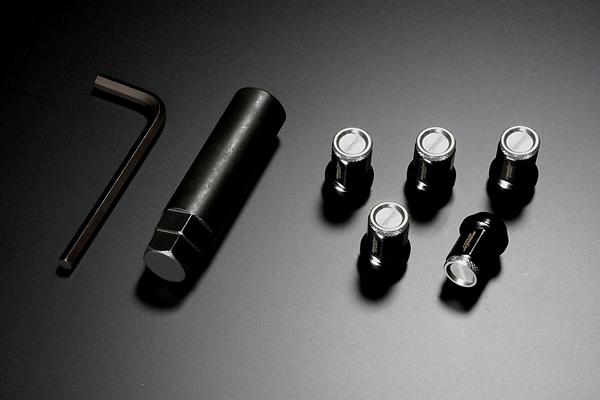Black/Light Gunmetal