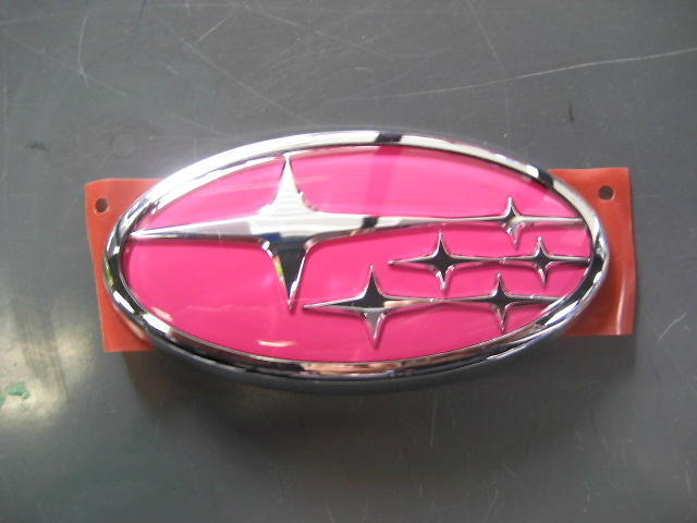 Type: Front - Colour: Pink - EMBLEMBRZF