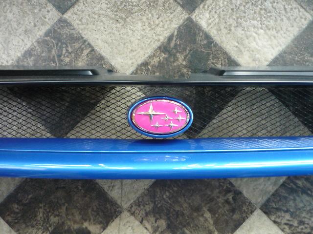 Type: Front - Colour: Pink - EMBLEM8