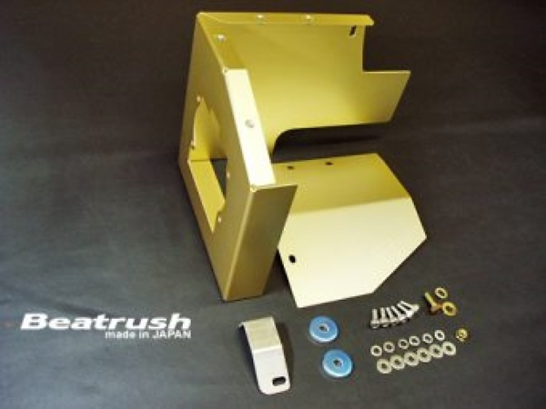 for use with Beatrush suction pipe (S93051SP) - Material: t=2.0 mm Aluminum - S93051CB