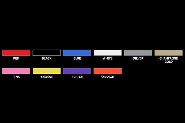 Body Colours