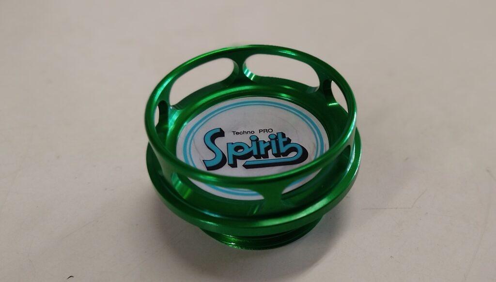 Techno Pro Spirit - Oil Filler Cap Ver. 2