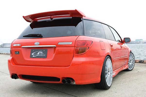 Rear Bumper - Construction: FRP - Colour: Unpainted - K2G-REIZ-BP-RB